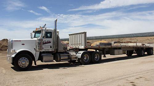 Kritz Trucking Flatbed