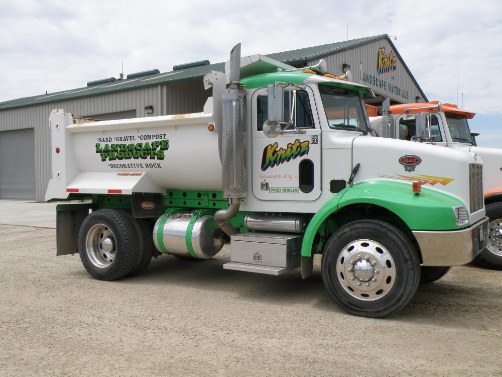 Kritz Trucking Bobtail Dump