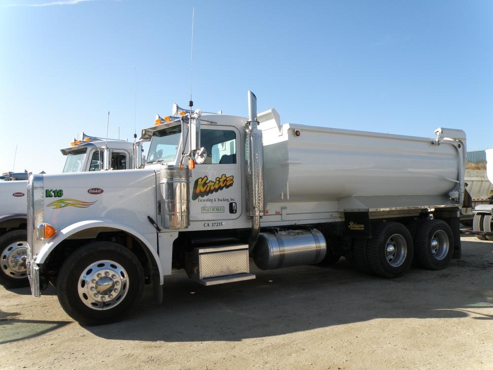 Kritz Trucking 10 Wheel Dump Truck