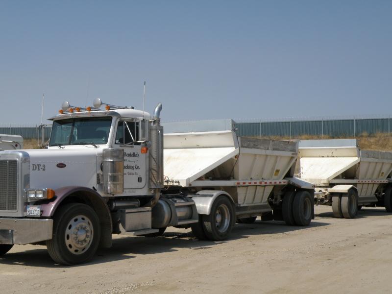 Kritz Trucking Double Bottom