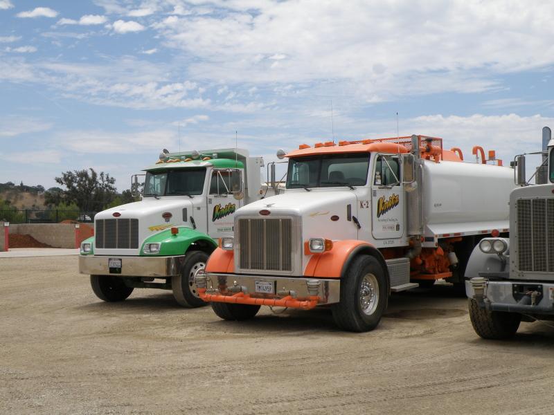 Kritz Trucking Water Truck